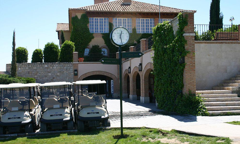 Reloj Campo de Golf - Tecnikronos