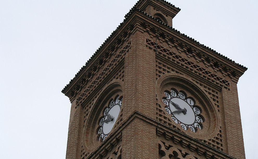 Reloj de Torre - Tecnikronos